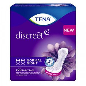 TENA DISCREET normal night Einlagen